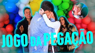 ANDRESSINHA E PEDRO AVELAR: BEIJO DE LÍNGUA, MORDIDA E PEGAÇÃO!!! | #MatheusMazzafera