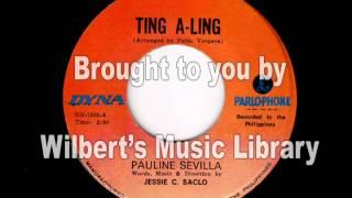 TING A LING - Pauline Sevilla