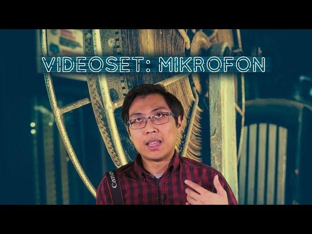 Videoset: Mikrofon
