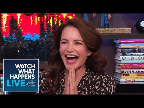 Sarah Jessica Parker tried to stump Kristin Davis with 'Sex and the City' trivia