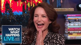 Kristin Davis Gets a Call From Sarah Jessica Parker & dishes on 'Sex and the City' | WWHL