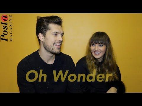 Интервью группы Oh Wonder для Posta-Magazine/ Interview Oh Wonder in Russia