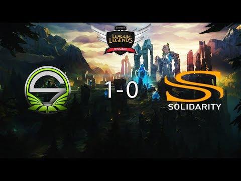 Singularity vs Solidarity - LCD Game 1!