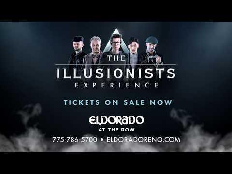 The Illusionists Experience At The Eldorado Showroom Reno