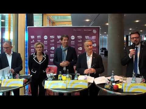Pressekonferenz zum Stuttgarter Messeherbst 2017