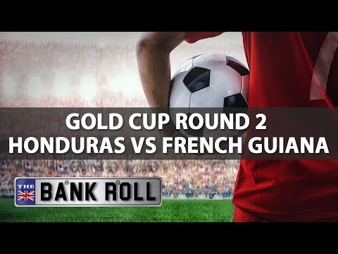 Honduras vs French Guiana | CONCACAF Gold Cup '17 | Match Predictions