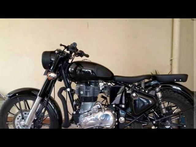 Royal Enfield Bullet 350 and 500 Top 10 BEST Modified Bike