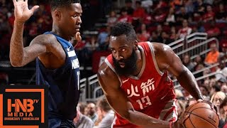 Houston Rockets vs Minnesota Timberwolves Full Game Highlights / Feb 23 / 2017-18 NBA Season