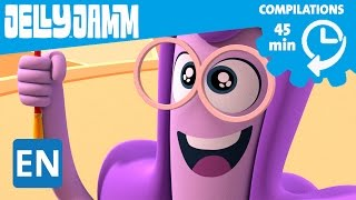 Jelly Jamm English. Episode compilations (45 min) The queen