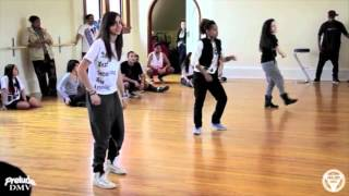 "GBEasy Choreo Mint Condition ""Nothing Left To Say"" Prelude DMV Workshop 2012"
