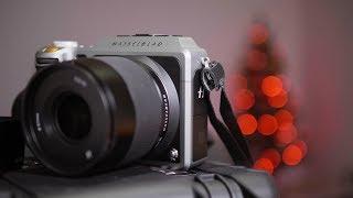 Kai W по-русски: Обзор Hasselblad X1D-50c