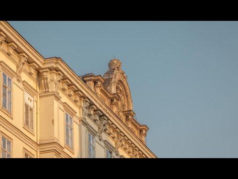 2020 Baufortschritt Das Lebendige Haus Alte Post Wien