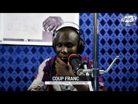 SPORTFM TV - COUP FRANC DU 10 OCTOBRE 2019 PRESENTE PAR GREGOIRE ATTIGNON