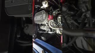 427 Stroker installed in 1966 ford fairlane engine