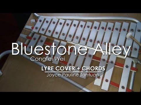 Bluestone Alley - Congfei Wei - Lyre  Cover