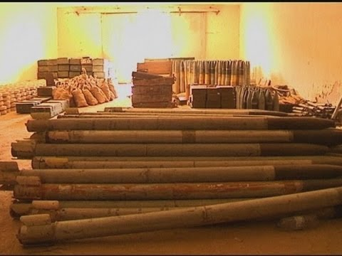 LIBYAN WEAPONS: Warnings about unguarded dumps
