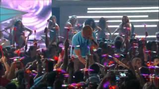 Dyland y Lenny Ft Juan Magan - Pegate Mas, Premios Juventud 2012 HD 1080p