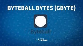 Byteball Bytes (GBYTE) - Waluta społecznościowa. Krótka analiza i ocena tego projektu. Czy warto?