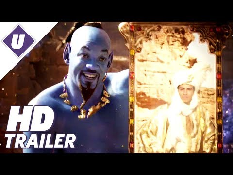 "Disney's Aladdin -- Official ""Connection""  TV Trailer | Will Smith, Mena Massoud, Naomi Scott"