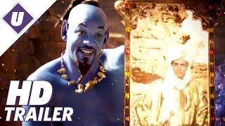 Disney's Aladdin -- Official