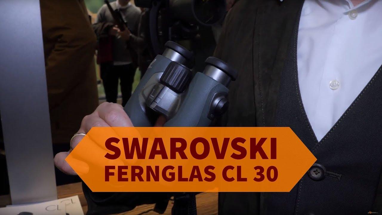 Swarovski optik auf der jagd & hund 2018: swarovski fernglas cl 30