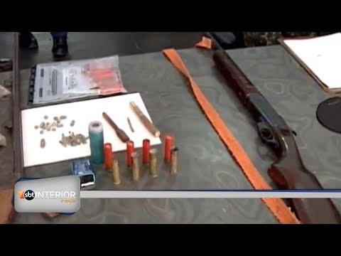 Estão em presídios da região as 11 pessoas presas numa operação de combate ao tráfico de drogas