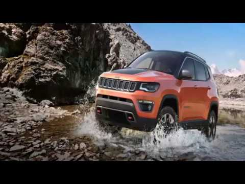 Jeep Compass 2017 review in Hindi