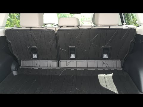 How to Install Rear Seat Back Protectors on a Subaru Forester (2014-2016)