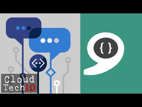 Cloud Tech 10 - 18th December 2017 - Bot Service, Language Understanding, Azure France 🇫🇷 and more