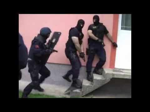 Crna Gora spektakularna hapsenja