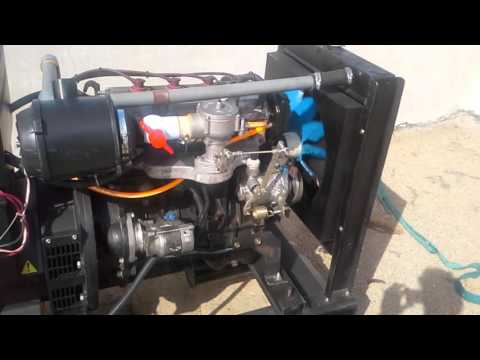 15 kva Gas Generator Karachi