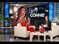 Connie Britton Plays 'Dirty Connie'