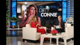 Connie Britton Plays 'Dirty Connie'
