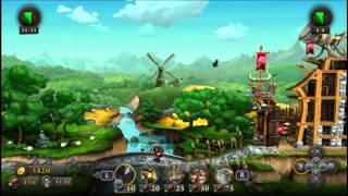 castleStorm Vita Gameplay Footage