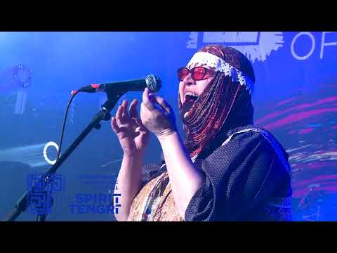 Steppe Scape - Volga, Mother-River (LIVE at The Spirit of Astana 2017)