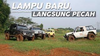 Pasang LIghtbar + OffRoad Bareng #CARVLOG INDONESIA