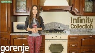 Винтаж и современные технологии на кухне. Обзор встраиваемой техники Gorenje Infinity Collection
