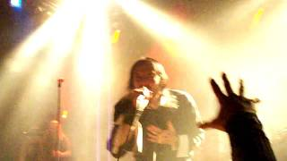My Dying Bride - Catherine Blake live in Athens 31-1-2010