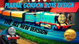 *ALL NEW* Plarail Gordon 2015 Unboxing Review and First Run
