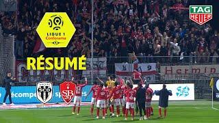 Angers SCO - Stade Brestois 29 ( 0-1 ) - Résumé - (SCO - BREST) / 2019-20
