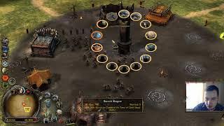 BFME Sargon mod СТОПИЦОТ героев Мордора
