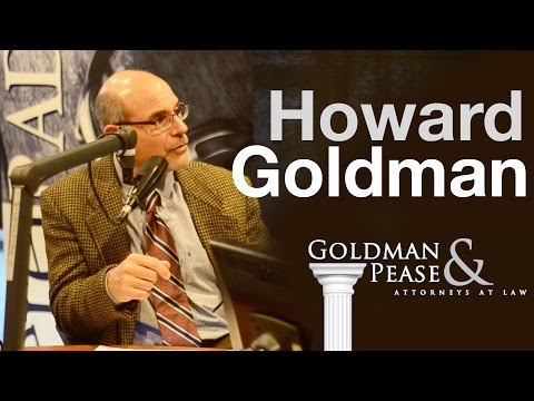 Slip and fall protection or prosecution with Howard Goldman