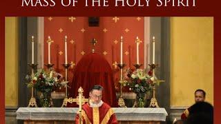 Mass of the Holy Spirit 2015