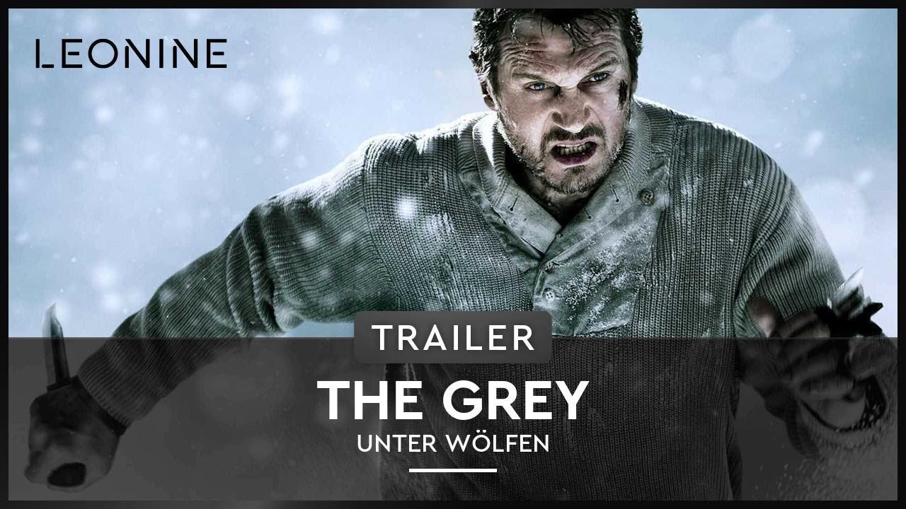The Grey Unter Wolfen Trailer Deutsch German Youtube