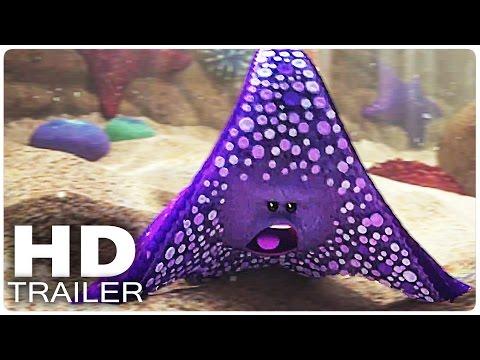 FINDING DORY All Trailer | Disney Movie 2016