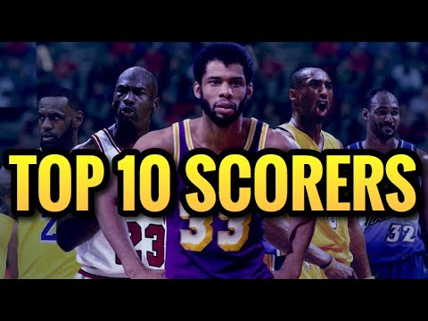 Top 10 Scorers Of All Time
