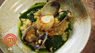 Five Course Meal Restaurant Takeover   MasterChef UK   MasterChef World