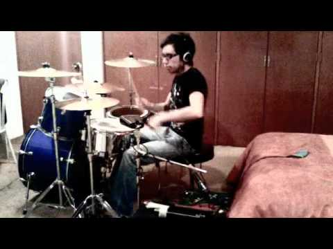 Fader-The Temper Trap (Drum Cover)