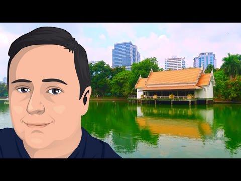 Exploring Lumpini Park, Bangkok