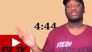 """JAY-Z - """"4:44"""" ALBUM FIRST REACTION/REVIEW!!!"""